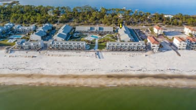 St George Island Vacation Rental 5684