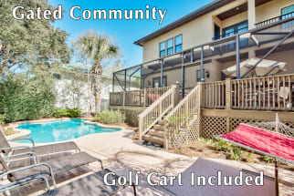 Destin Area Vacation Rental 4323