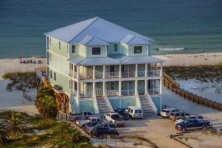 Orange Beach Vacation Rental 403