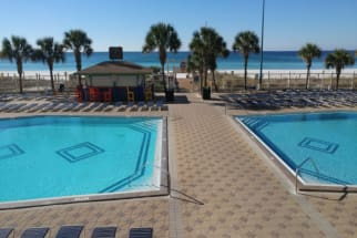 Panama City Beach  Vacation Rental 2250
