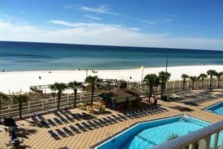 Panama City Beach  Vacation Rental 2249