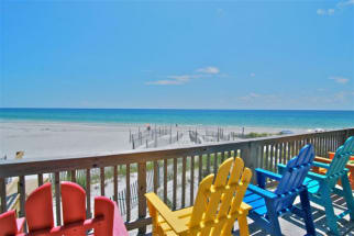 Cape San Blas Vacation Rental 2344