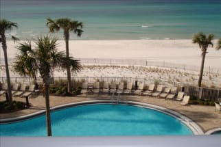 Panama City Beach  Vacation Rental 2422