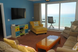 Panama City Beach  Vacation Rental 2494