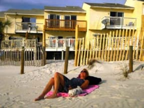 Panama City Beach  Vacation Rental 3534