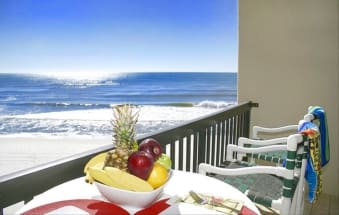 Panama City Beach  Vacation Rental 3404