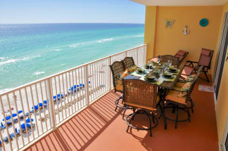 Panama City Beach  Vacation Rental 5284