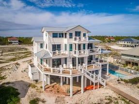 St George Island Vacation Rental 9480