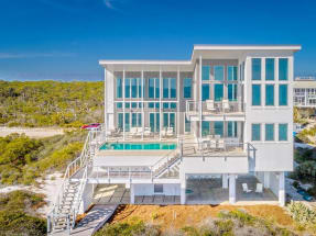 St George Island Vacation Rental 8734
