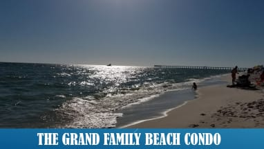 Panama City Beach  Vacation Rental 4870