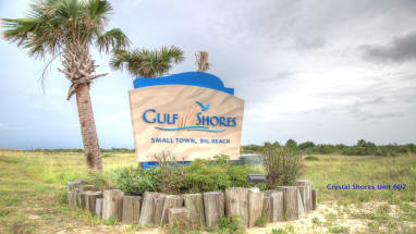 Gulf Shores Vacation Rental 1606