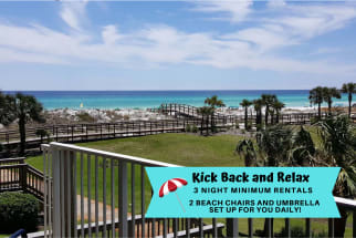Destin Area Vacation Rental 989