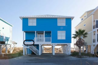 Fort Morgan Vacation Rental 2375
