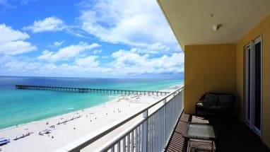 Panama City Beach  Vacation Rental 6884