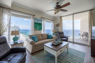 Panama City Beach  Vacation Rental 6552