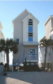 Beachfront House! Island central location  | {{City}}, {{State}} Vacation Rental | #2