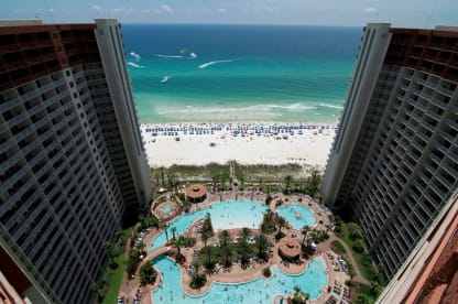 Shores of Panama Condo 1716 Beach Paradise! - Thumbnail Image #1