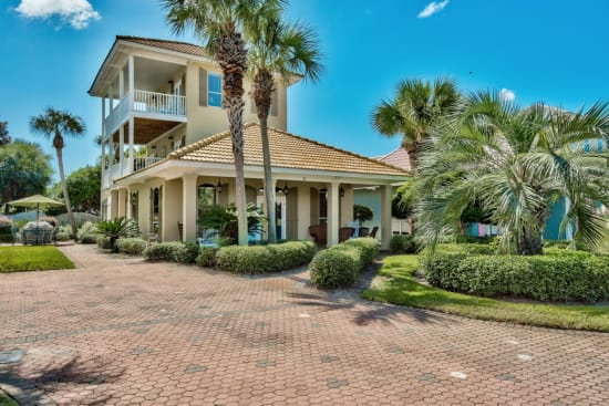 Palmetto Palms - 4 Bedroom Destin FL Vacation Home in Emerald Shores.