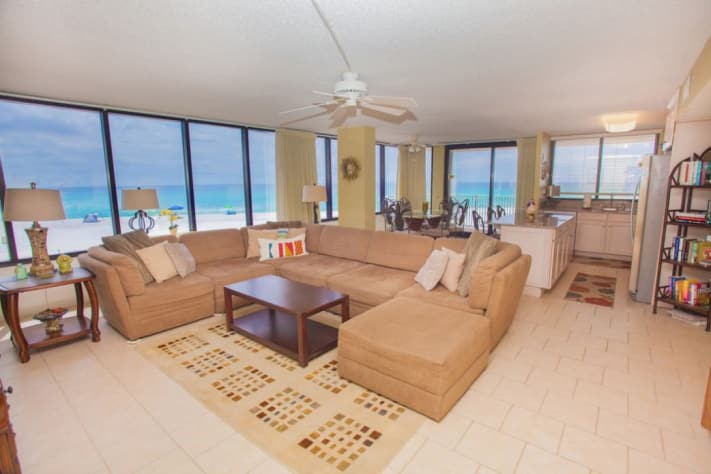 Beau Dunes Of Panama, Panama City Beach Vacation Rental Condo