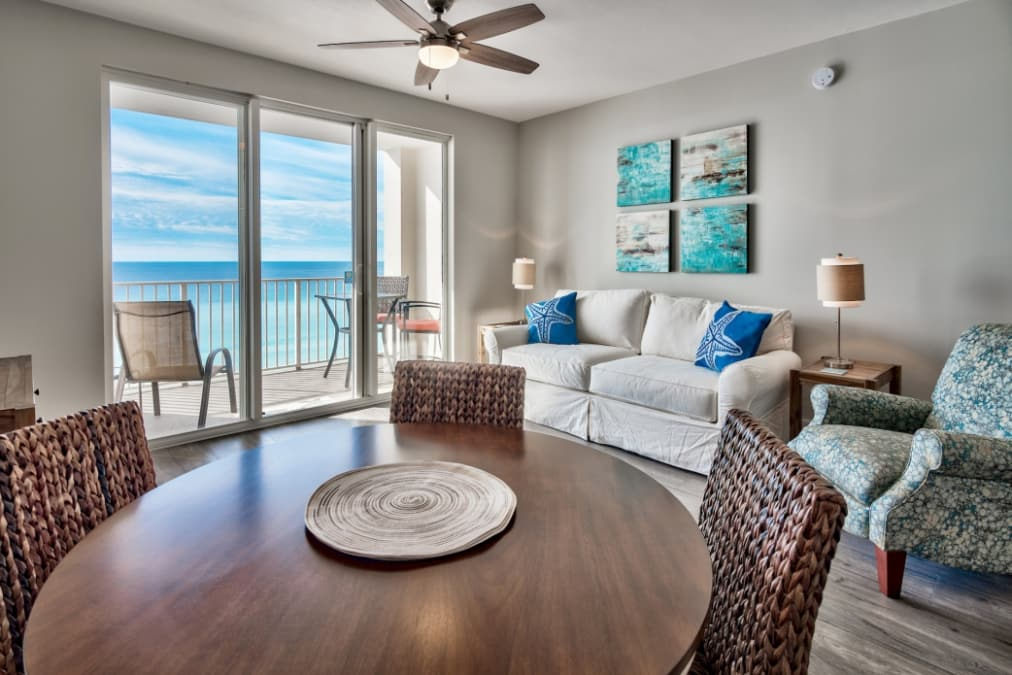 Majestic sun gulf front 1 bedroom condo majestic sun - 1 bedroom condos in destin fl on the beach ...