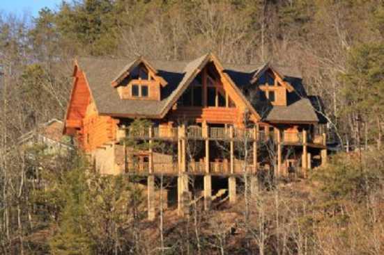 Bent Creek Golf Village - Gatlinburg, TN Lodge Rental (1)