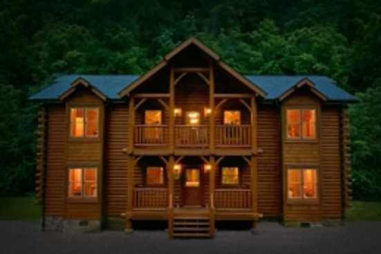 Caney Creek - Gatlinburg, TN Cabin Rental (1)