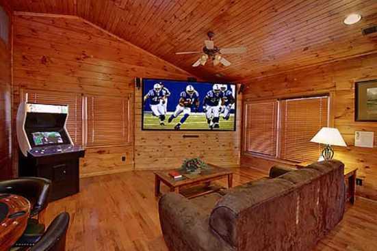 Gatlinburg Falls - Gatlinburg, TN Cabin Rental (1)