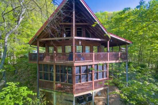 Pine Mountain - Pigeon Forge, TN Cabin Rental (1)