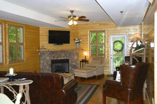 Smoky Heights - Gatlinburg, TN Cabin Rental (1)