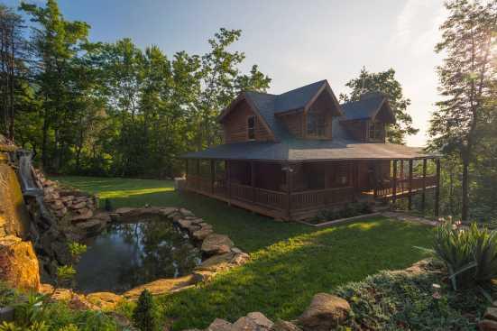 Lake Lure Private Properties - Lake Lure, NC Cabin Rental (1)