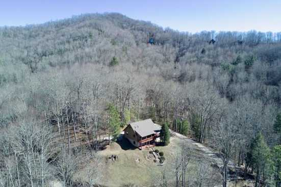 Mt Shaddai - Nantahala Lake, NC House Rental (1)