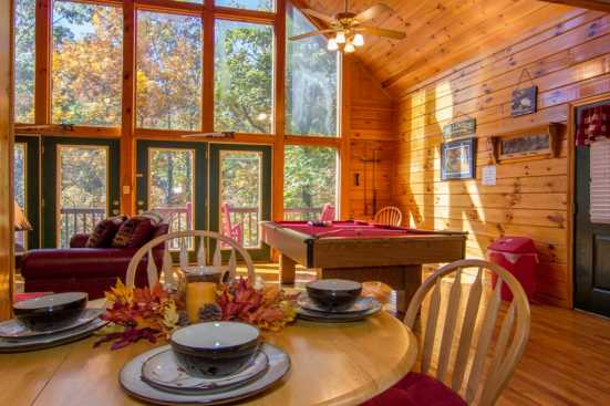 Hidden Springs Resort - Pigeon Forge, TN Cabin Rental (1)