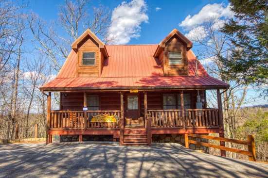 Sky Harbor Resort - Gatlinburg, TN Cabin Rental (1)
