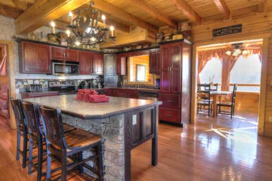 Oak Haven Resort - Sevierville, TN Cabin Rental (1)