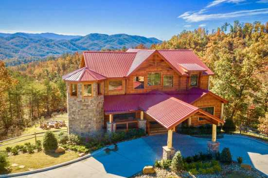 Pigeon Forge Private Properties - Pigeon Forge, TN Castle Rental (1)