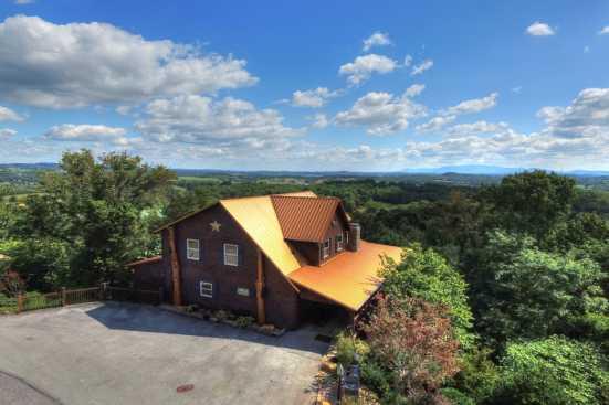 Oak Haven Resort - Sevierville, TN Lodge Rental (1)
