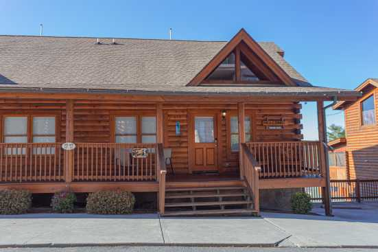 Smoky Mountain Ridge - Pigeon Forge, TN Cabin Rental (1)