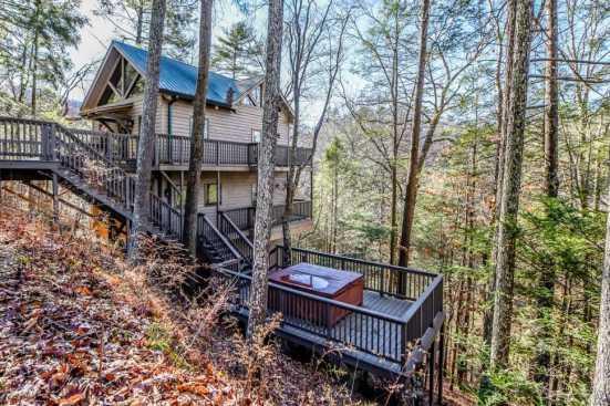 Laurel Valley - Townsend, TN Cabin Rental (1)