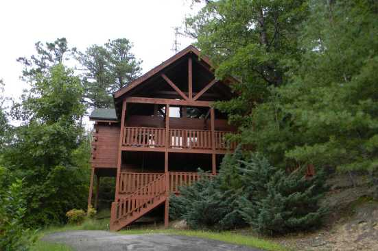 Trappers Ridge - Pigeon Forge, TN Cabin Rental (1)
