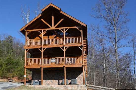 The Preserve - Sevierville, TN Cabin Rental (1)