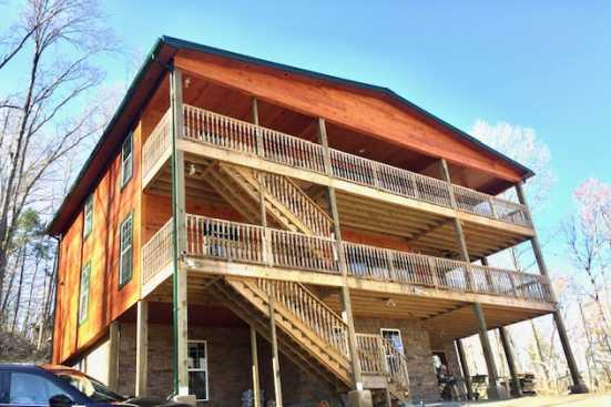 Gatlinburg Area - Gatlinburg, AL Cabin Rental (1)