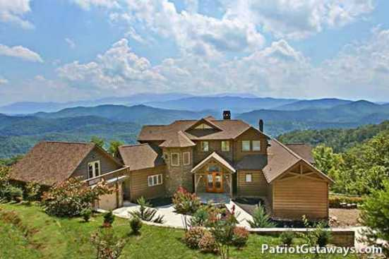Autumn Ridge Estates - Sevierville, TN Cabin Rental (1)