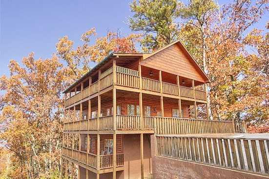 The Oaks - Sevierville, TN Cabin Rental (1)