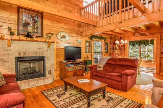 Mountain Shadows - Gatlinburg, TN Cabin Rental (1)