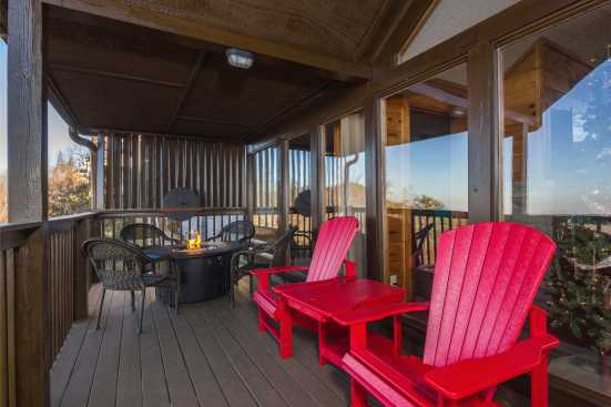 Eagle Crest - Pigeon Forge, TN Cabin Rental (1)