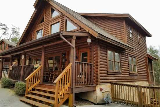 Big Bear Lodge & Resort - Pigeon Forge, TN Duplex Rental (1)