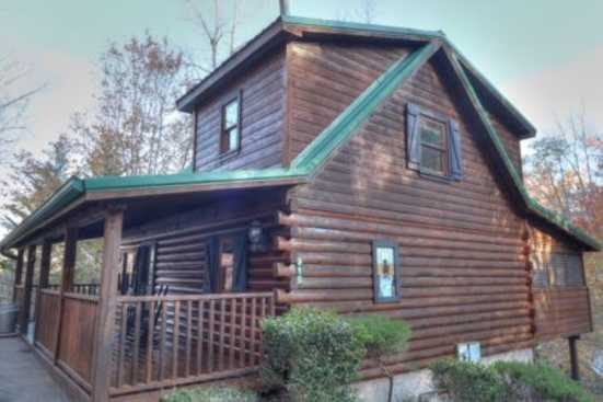Hidden Mountain West - Sevierville, TN Cabin Rental (1)