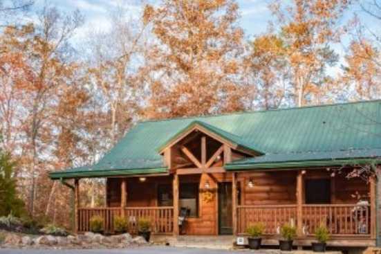 Smoky Cove - Pigeon Forge, TN Cabin Rental (1)