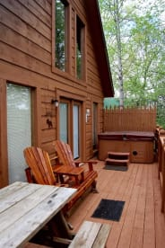 Wilderness at The Smokies - Sevierville, TN Cabin Rental (1)