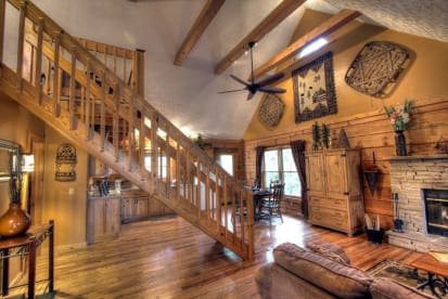 Country Pines Resort - Pigeon Forge, TN Cabin Rental (1)